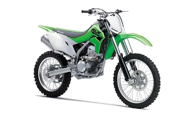 2022 Kawasaki KLX300R Lime Green