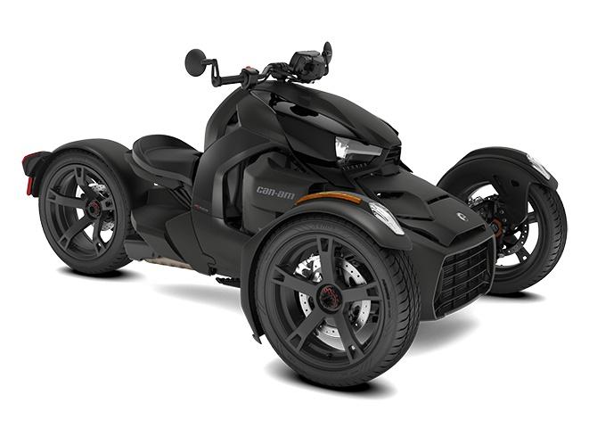 2022 Can-Am Ryker Rotax 600 ACE