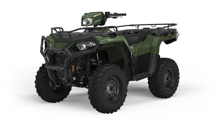 Polaris Sportsman 570 EPS Sage Green 2022