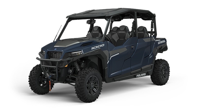 Polaris GENERAL 4 1000 Deluxe Ride Command Edition Steel Blue 2022