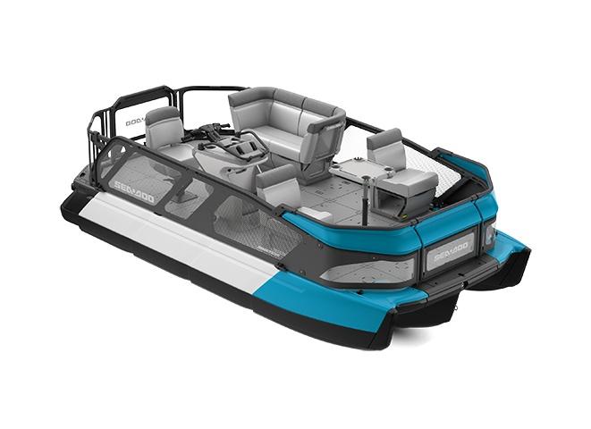 Sea-Doo Switch 16 100 ch Bleu Caraïbes 2022
