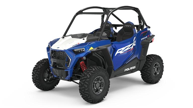 Polaris RZR Trail S 1000 Premium Polaris Blue 2022