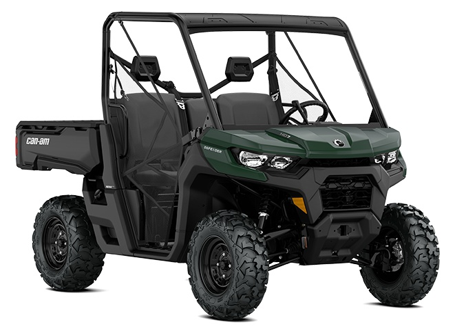 2022 Can-Am Defender HD7 Tundra Green