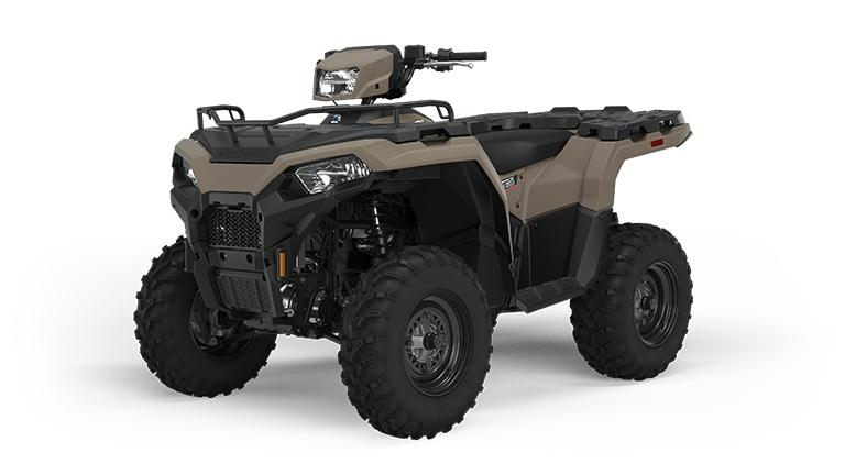 2022 Polaris Sportsman 570 Desert Sand