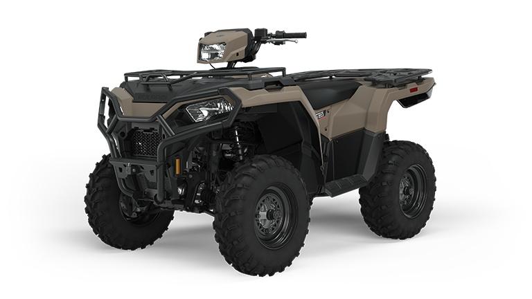 2022 Polaris Sportsman 570 EPS Utility Desert Sand