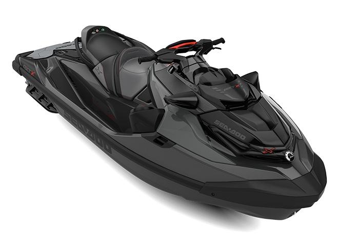 2022 Sea-Doo RXT-X 300 Premium Triple Black