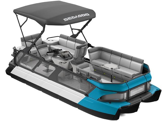 Sea-Doo Switch Cruise 21 230 ch Bleu Caraïbes 2022