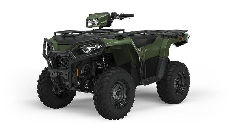 2022 Polaris Sportsman 570 EPS Utility Sage Green
