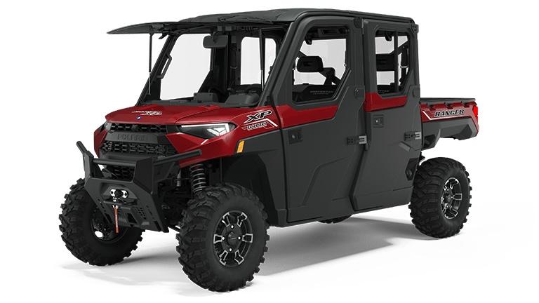 Polaris RANGER CREW XP 1000 NorthStar Edition Ultimate Sunset Red Metallic 2022