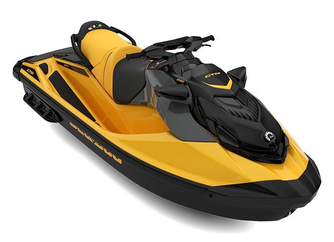 2022 Sea-Doo GTR 230 Millennium Yellow