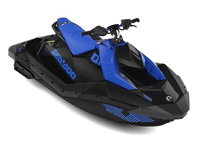 2022 Sea-Doo Spark Trixx 2 up Dazzling Blue/Deep Black
