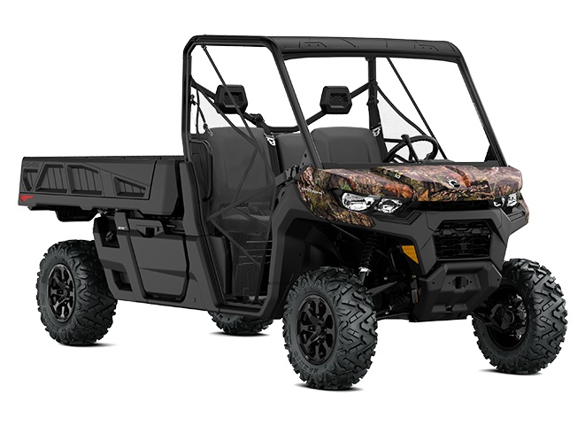 Can-Am Defender PRO DPS Camouflage Mossy Oak Break Up Country 2022