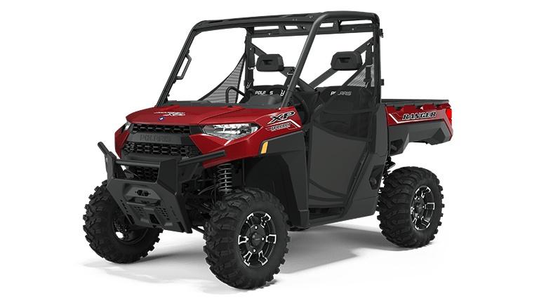 Polaris RANGER XP 1000 Premium Sunset Red Metallic 2022