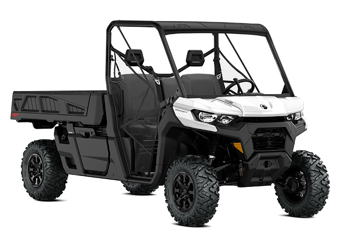 Can-Am Defender PRO DPS Blanc 2022