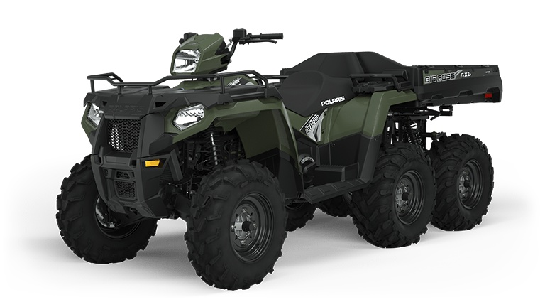 Polaris Sportsman 6x6 570 Sage Green 2022