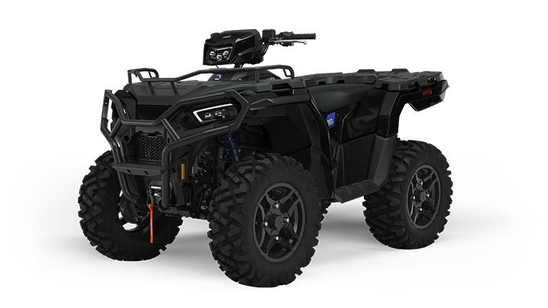 2022 Polaris Sportsman 570 Trail Onyx Black