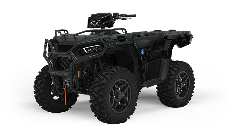 Polaris Sportsman 570 Trail Onyx Black 2022