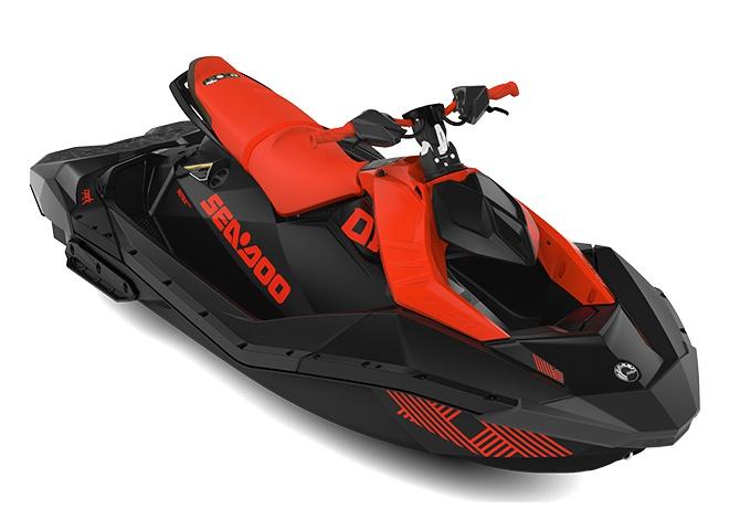 2022 Sea-Doo Spark Trixx 3 up Lava Red/Deep Black