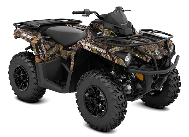 Can-Am Outlander DPS 570 Camouflage Mossy Oak Break Up Country 2022