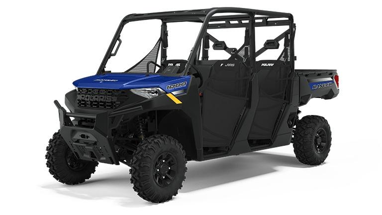 Polaris RANGER CREW 1000 Premium + Winter Prep Package Polaris Blue 2022
