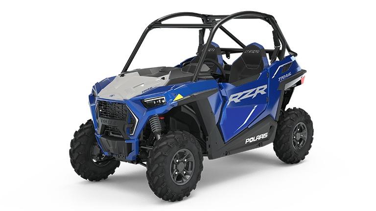 Polaris RZR Trail Premium Polaris Blue 2022