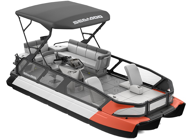Sea-Doo Switch Sport 21 230 ch Éclat Corail 2022