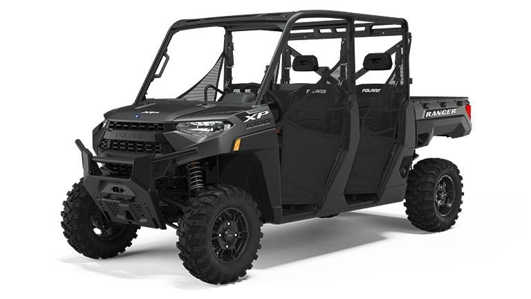 Polaris RANGER CREW XP 1000 Premium Matte Titanium 2022