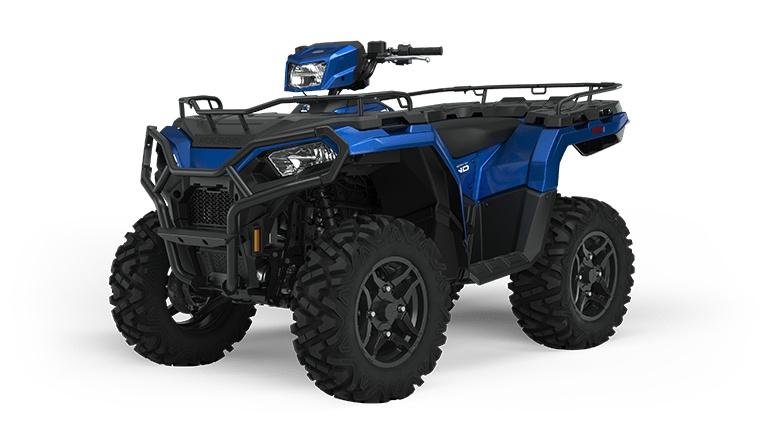 Polaris Sportsman 570 Premium Radar Blue 2022