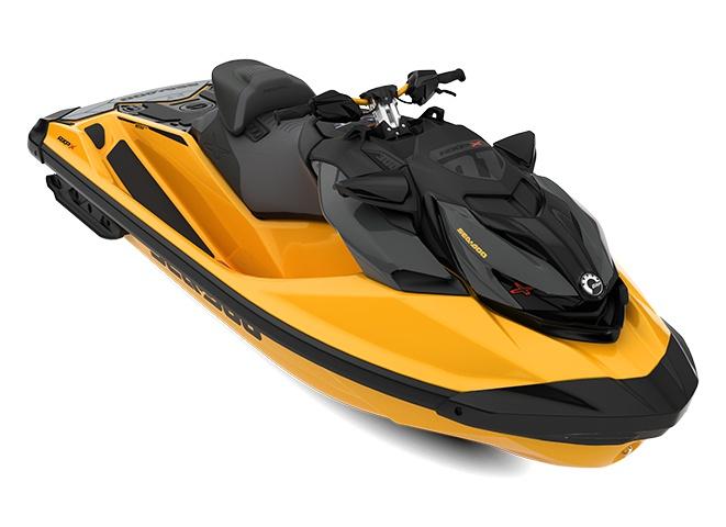 2022 Sea-Doo RXP-X 300 Millenium Yellow