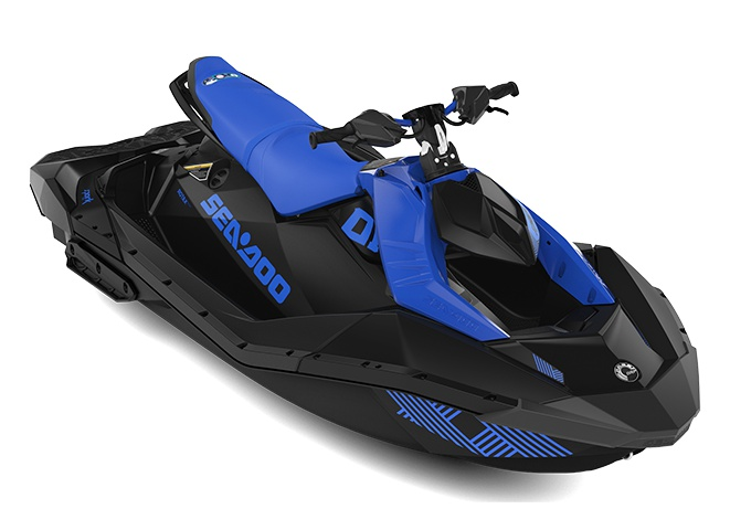 2022 Sea-Doo Spark Trixx 3 up Dazzling Blue/Deep Black