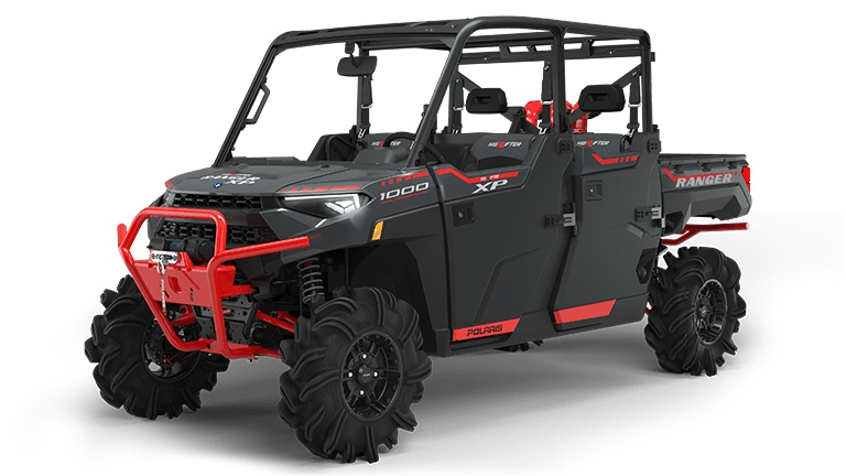 Polaris RANGER CREW XP 1000 High Lifter® Edition Stealth Gray 2022