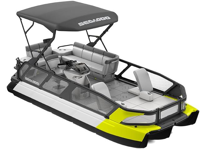 Sea-Doo Switch Sport 21 230 ch Jaune Néon 2022