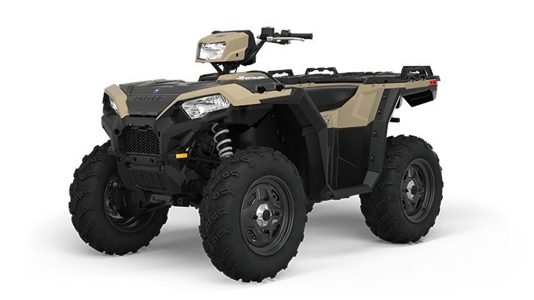 Polaris Sportsman 850 Military Tan 2022