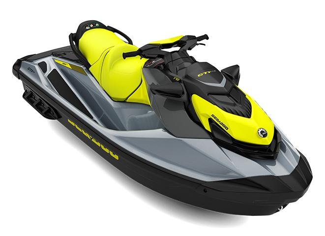 Sea-Doo GTI SE 170 Jaune Néon 2022