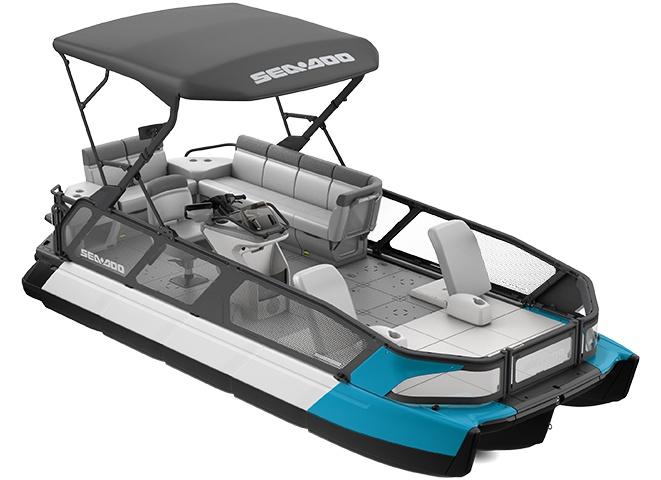 Sea-Doo Switch Sport 21 230 ch Bleu Caraïbes 2022