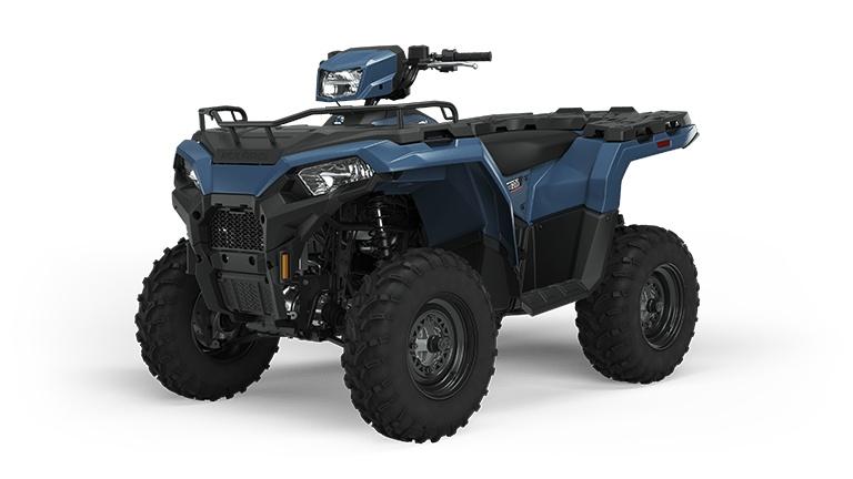 Polaris Sportsman 450 H.O. Zenith Blue 2022