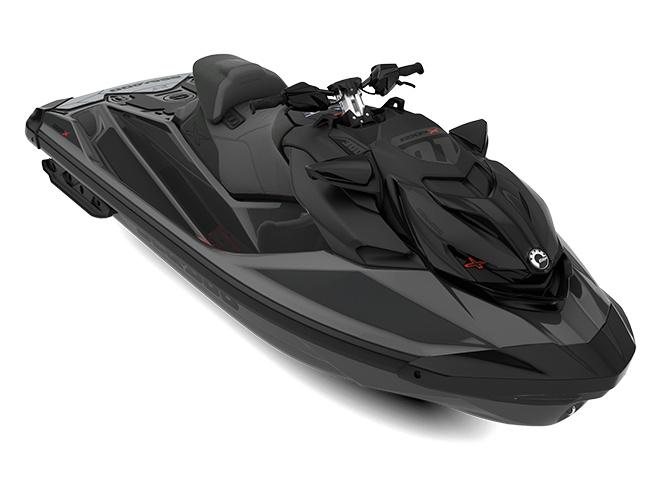 2022 Sea-Doo RXP-X 300 Premium Triple Black