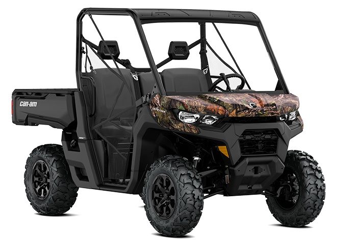 Can-Am Defender DPS HD9 Camouflage Mossy Oak Break Up Country 2022