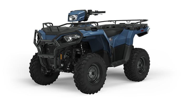 Polaris Sportsman 570 EPS Zenith Blue 2022