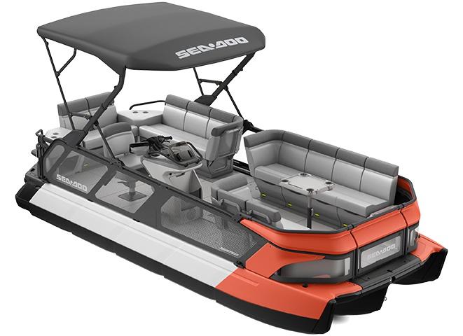 Sea-Doo Switch Cruise 21 230 ch Éclat Corail 2022