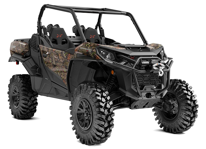 Can-Am Commander X MR Camouflage Mossy Oak Break Up Country 2022
