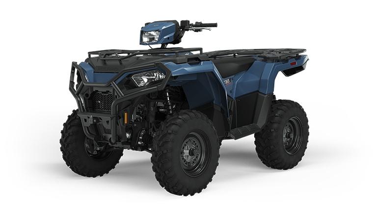 2022 Polaris Sportsman 570 EPS Utility Zenith Blue