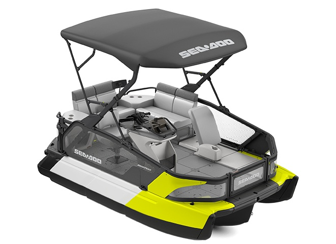 Sea-Doo Switch Sport Compact 170 ch Jaune Néon 2022