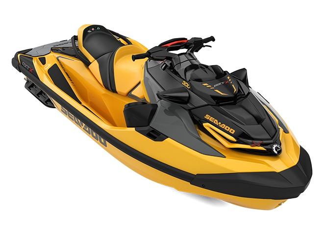2022 Sea-Doo RXT-X 300 Millenium Yellow