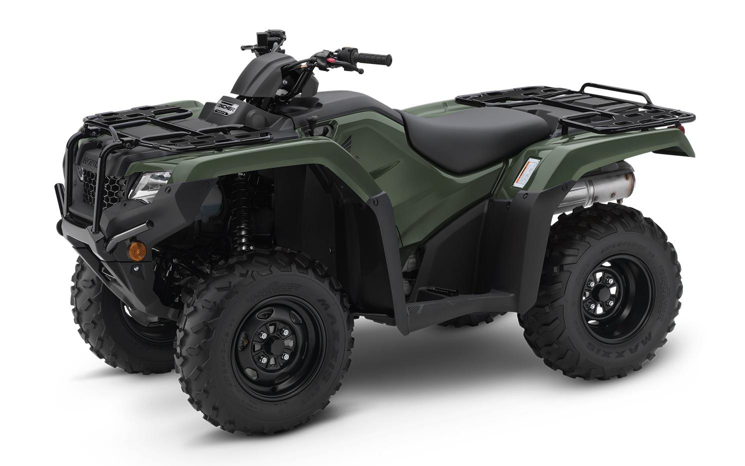 Honda TRX420 Vert Aventure 2022
