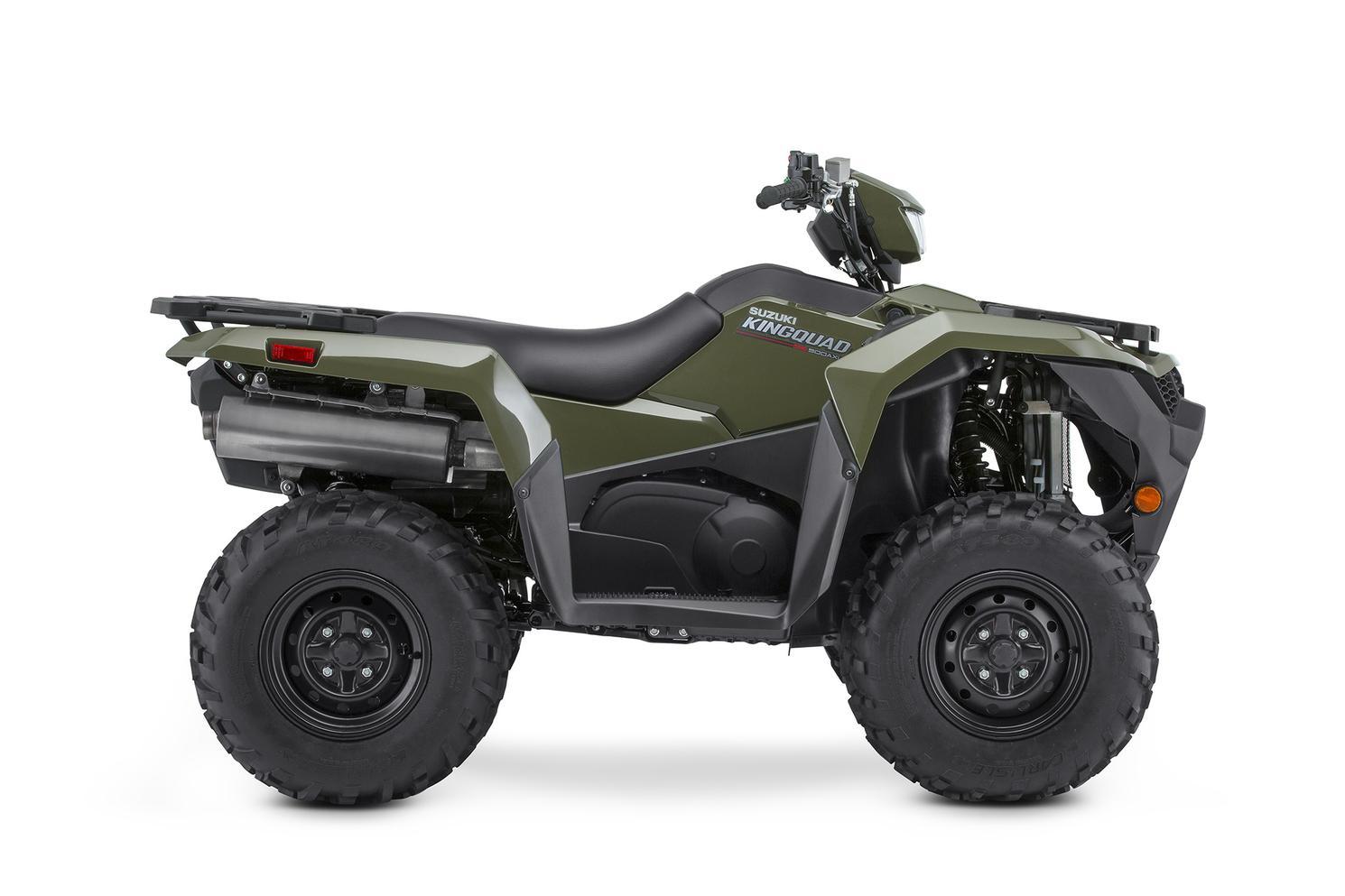 Suzuki KingQuad 500XP Terra Vert 2022