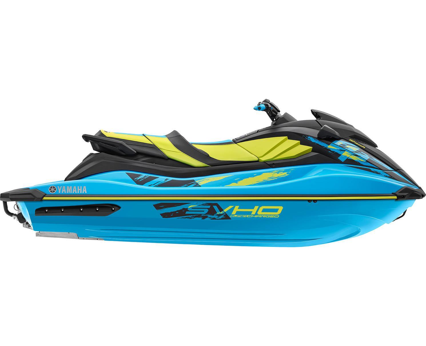 2022 Yamaha GP1800R SVHO Cyan
