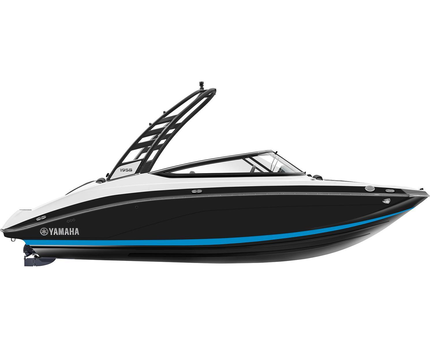 2022 Yamaha 195S Black
