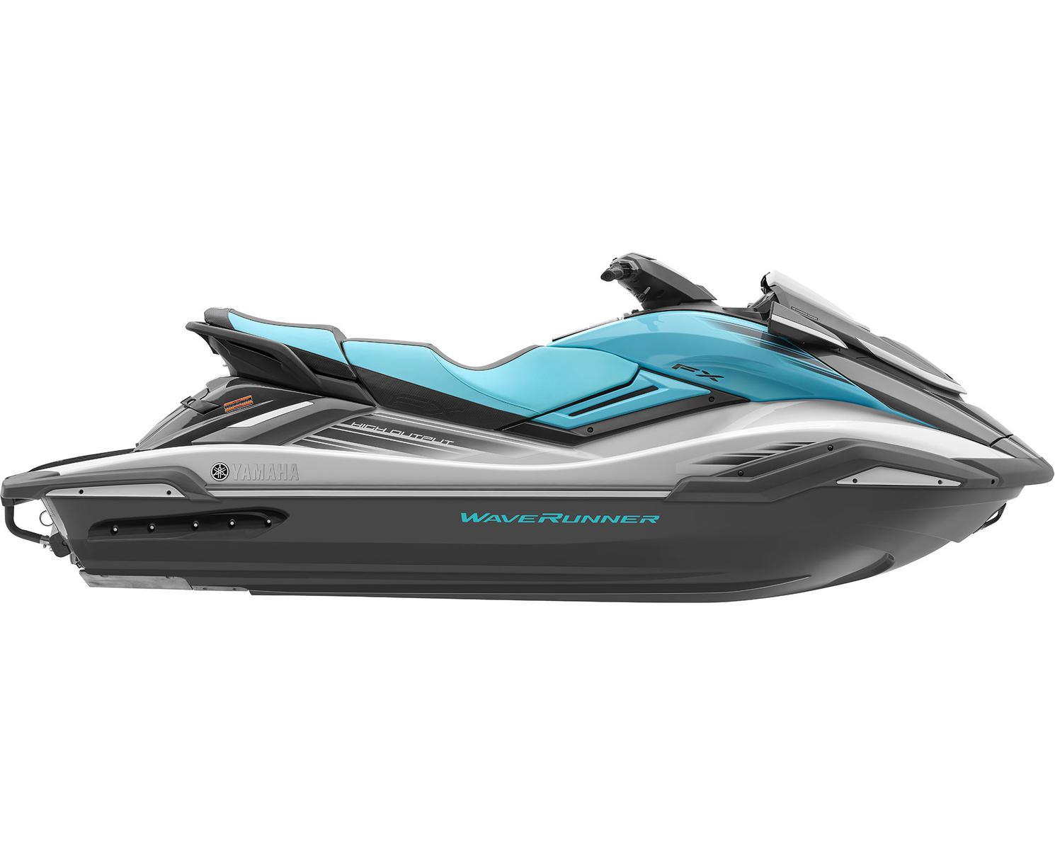 Yamaha FX HO Blanc/Menthe 2022