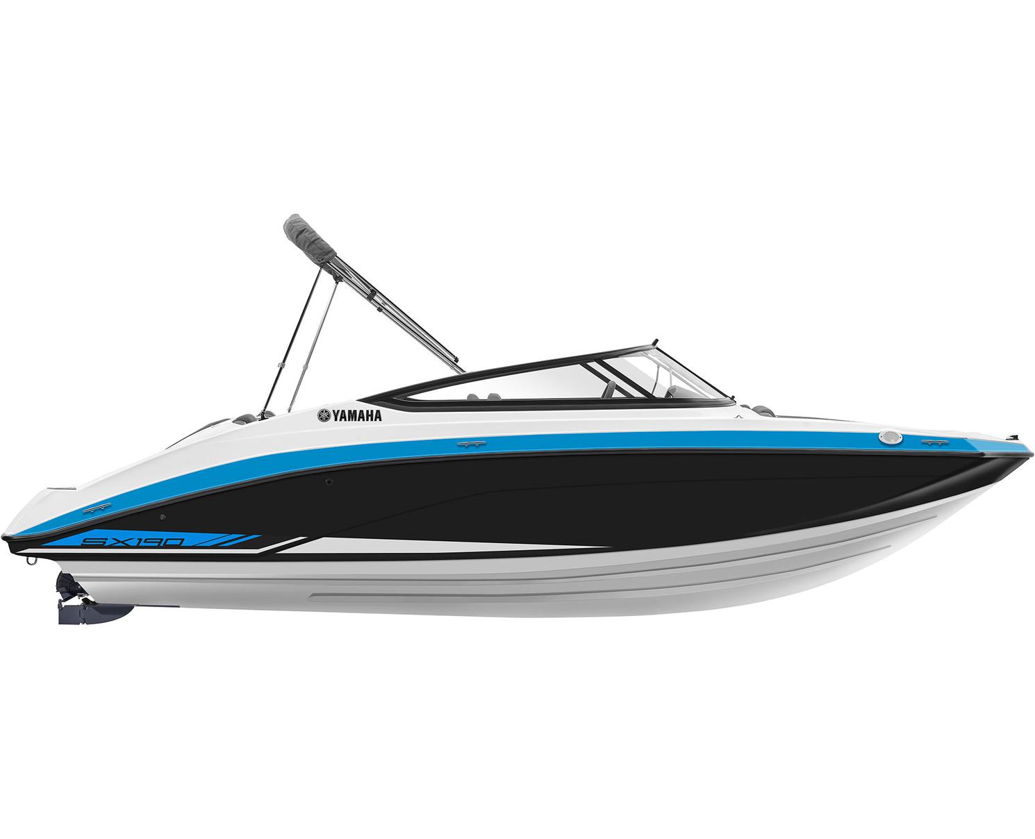 2022 Yamaha SX190 Sapphire